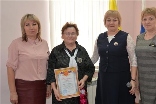Работники БУ «Батыревский ЦСОН» Минтруда Чувашии подвели итоги работы за 2019 год