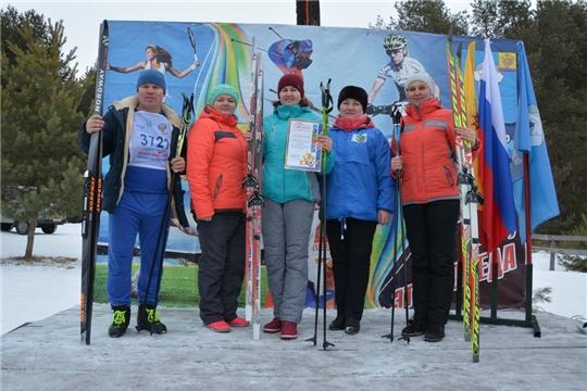 День здоровья и спорта в Батыревском районе