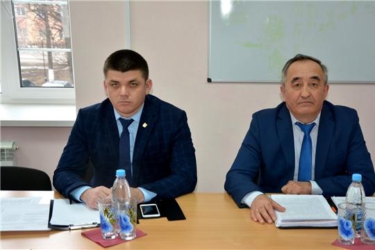 Совещание с молокосборщиками Батыревского района