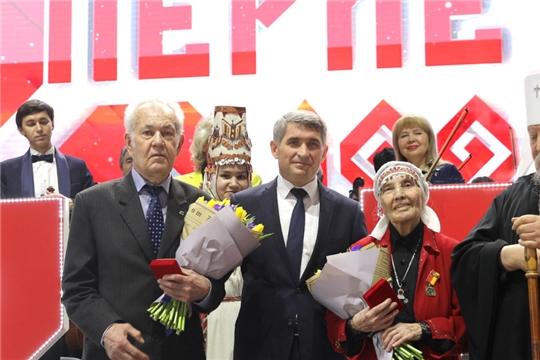 Временно исполняющий обязанности Главы Чувашии Олег Николаев дал старт марафону празднования 100-летия образования Чувашской автономии