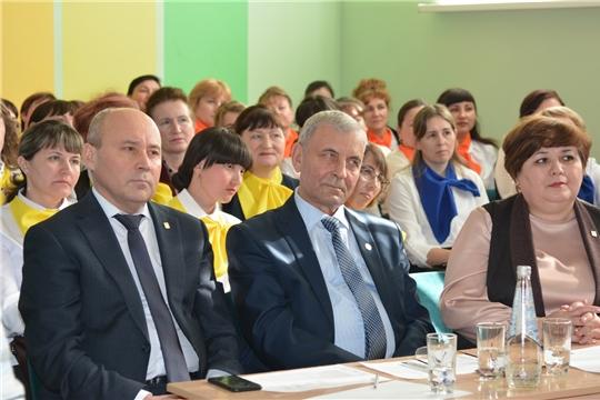 Глава администрации района приветствовал педагогов- финалистов районных профессиональных конкурсов