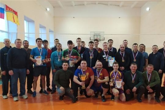 Традиционный  турнир по волейболу на Кубок тойсинской молодежи