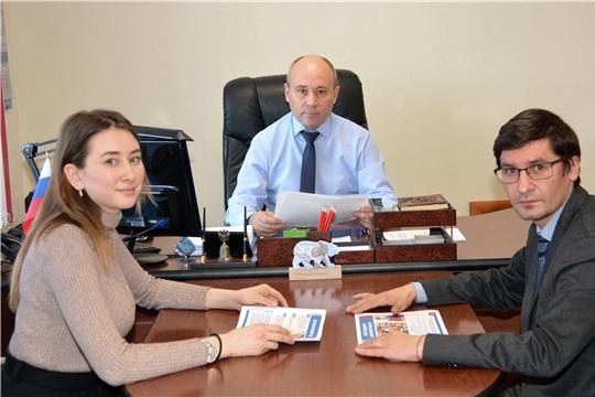 С участием руководителя аппарата Общественной палаты республики проведено заседание Общественного совета района