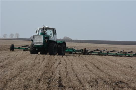 В Батыревском районе начались весенне- полевые работы