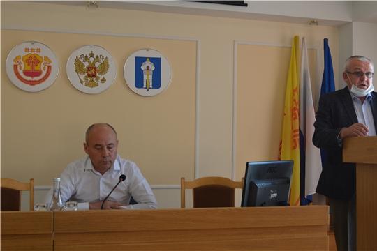 Рабочее совещание по вопросам обсуждения программы комплексного развития муниципального образования