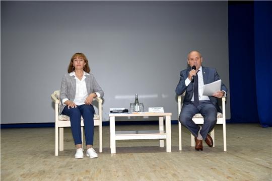 Рабочий визит министра труда и социальной защиты Чувашской Республики в Батыревский район