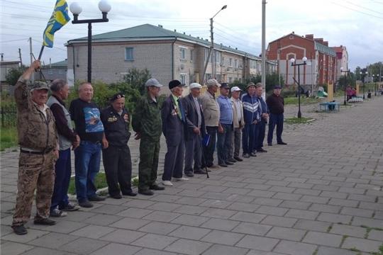 Ветераны Военно-воздушной силы Батыревского района отметили профессиональный праздник