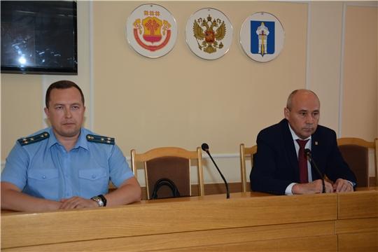 Очередное заседание районной антитеррористической комиссии