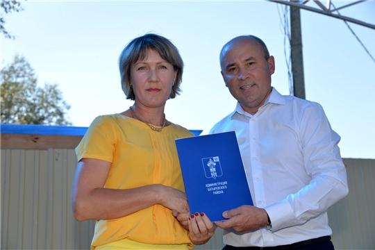 Работники ветеринарной службы с участием руководителя ветслужбы республики отметили профессиональный праздник  открытием новой фермы