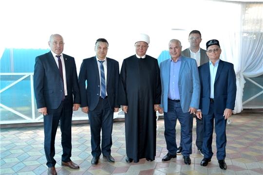 С участием Руководителя Администрации Главы Чувашской Республики представители духовенства обсудили темы противодействия террору и экстремизму