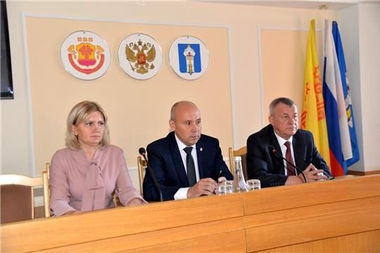 Создана депутатская группа от партии «Единая Россия» в Собрании депутатов района