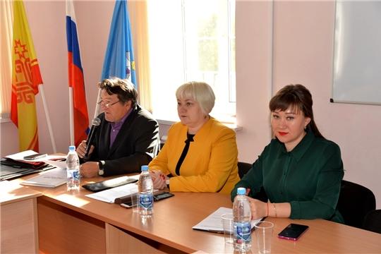 Отчетно-выборная конференция районной организации Всероссийского общества инвалидов
