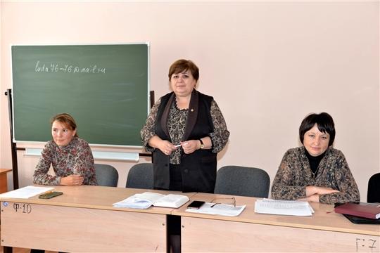 Совещание с руководителями образовательных учреждений