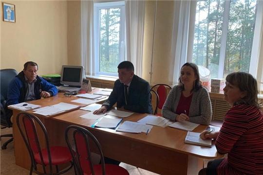 Выездное заседание межведомственной комиссии