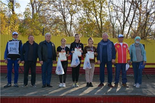 Традиционные  республиканские соревнования по легкой атлетике  «кросс»  на призы мастера спорта международного класса Александры Деверинской