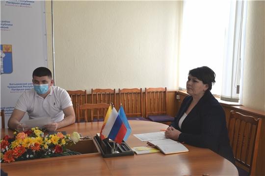 Оперативное совещание по вопросу предупреждения возникновения птичьего гриппа на территории Батыревского района