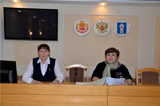 Заседание комиссии по делам несовершеннолетних и защите их прав администрации Батыревского района