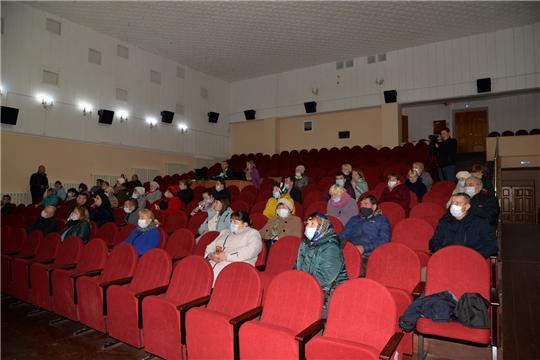 VI Сельский кинофестиваль в Батыревском районе
