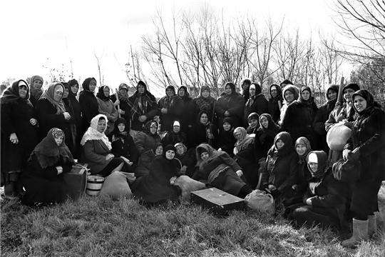 Батыревский район присоединился к акции памяти «Строителям безмолвных рубежей...»