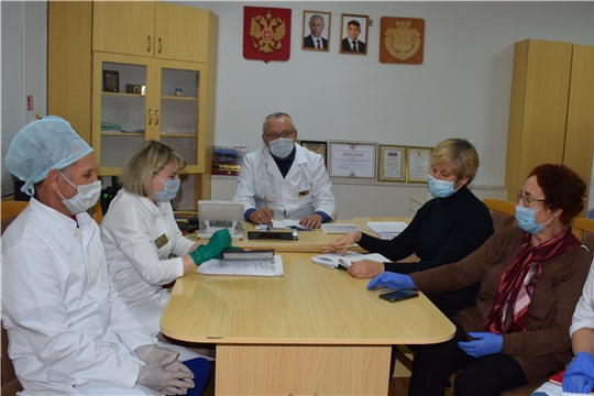 Родильное отделение Батыревской ЦРБ перепрофилировано под ковидный центр