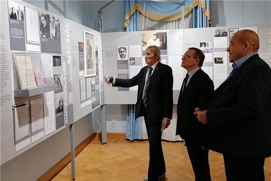 В Санкт-Петербурге открылась выставка, посвященная 85-летию народного поэта Чувашии Геннадия Айги