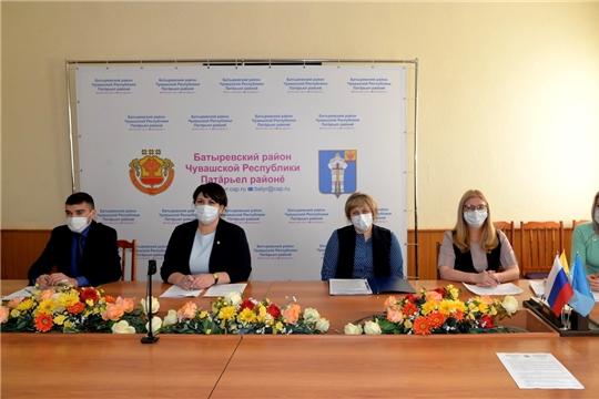 Заседание районной комиссии по проведению Всероссийской переписи населения