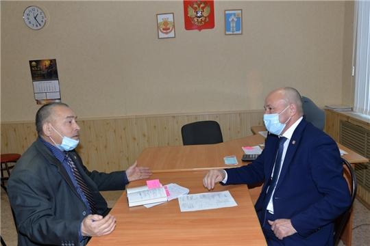 Глава администрации района посетил Бахтигильдинское и Бикшикское сельские поселения