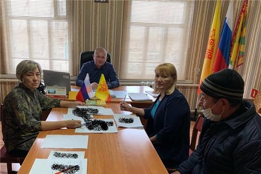 Заседание межведомственной комиссии по вопросам повышения доходов консолидированного бюджета района проведено в Первомайском сельском поселении