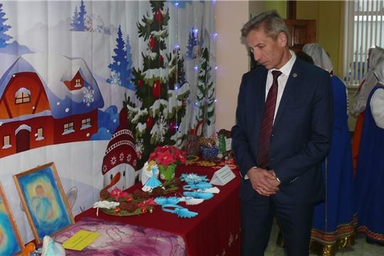 В Чебоксарском районе состоялся фестиваль «Под сиянием Рождественской звезды»