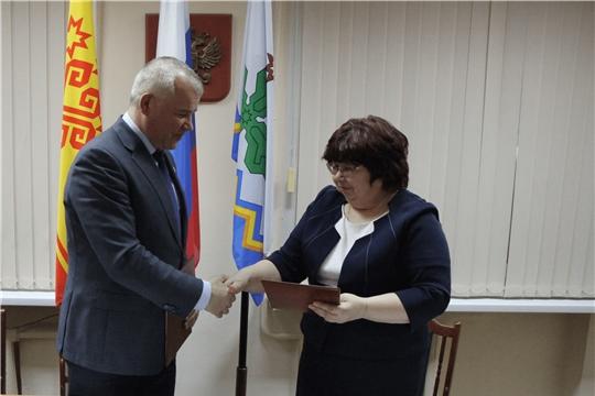 Назначен глава администрации Чебоксарского района