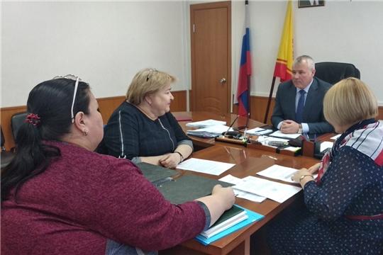 В Чебоксарском районе обсудили вопросы проведения Всероссийской переписи населения