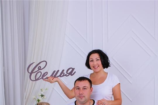 Участие Чебоксарского района в республиканском конкурсе молодых семей
