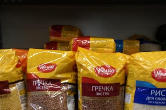 Мобильная  группа Чебоксарского района  осматривает   предприятия экономики, отслеживает цены на социально значимые продукты