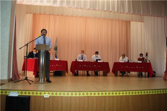 Встреча кандидатов на должность Главы Чувашской Республики