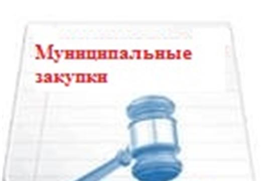 Итоги размещения муниципальных закупок  в Чебоксарском районе за 1 полугодие 2020 года