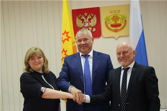 Подписание трёхстороннего соглашения о социальном партнёрстве на 2020-2022 годы