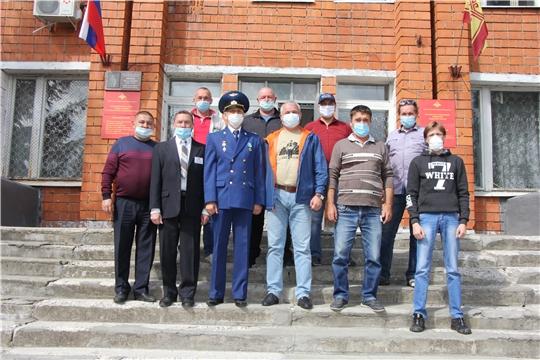 Рабочая встреча с председателями воинских общественных организаций