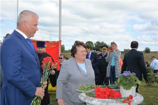 В мемориальном комплексе «Память» состоялось мероприятие, посвященное 75-летию Победы в Великой Отечественной войне и окончанию Второй мировой войны.