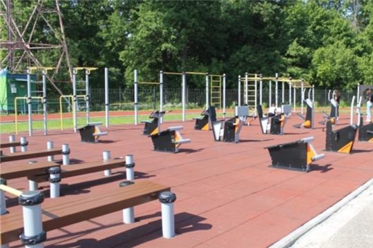«Фокус группа» – «За здоровьем в парки и на спортплощадки»