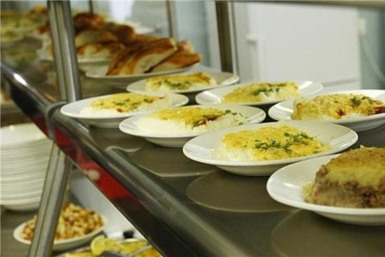 Проверки качества горячего питания начались в школах Чебоксарского района