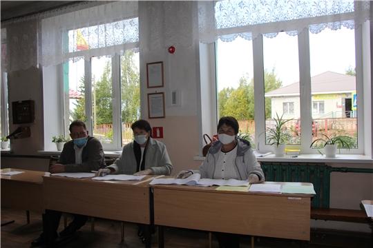 Алевтина Исаева и Николай Хорасев приняли участие в выборах Главы республики и депутатов органов местного самоуправления