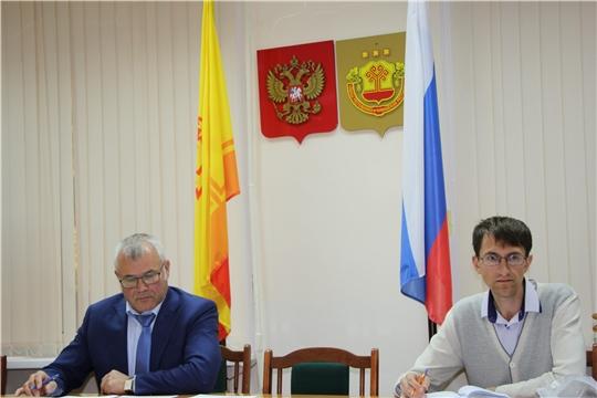 Состоялось заседание антинаркотической комиссии при администрации Чебоксарского района