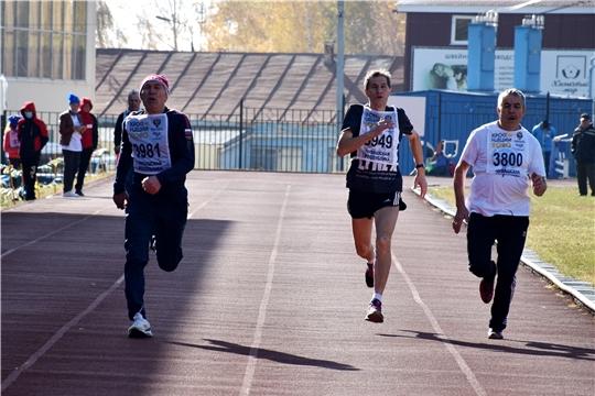 Торжественная церемония открытия Всероссийского Фестиваля спорта и здоровья в Чувашской Республике