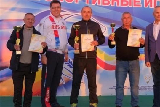 Победой сборной Чебоксарского района в Чувашии завершились Республиканские летние сельские спортивные игры