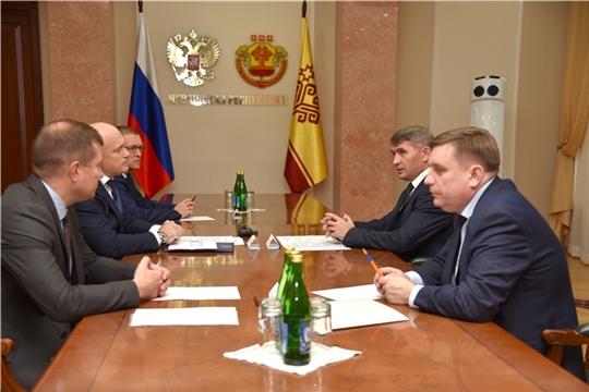 Почта России и Правительство Чувашской Республики обсудили перспективы развития почтовой связи в регионе