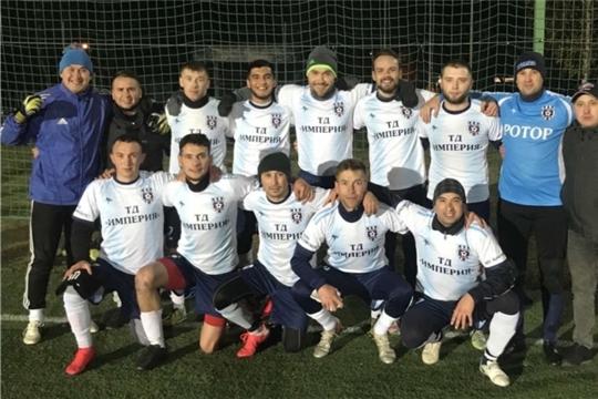 Чемпионат Чувашской Республики по футболу 8*8 2020 года