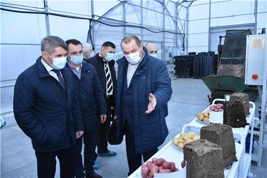 Олег Николаев объявил о выделении дополнительных средств на поддержку переработки сельхозпродукции
