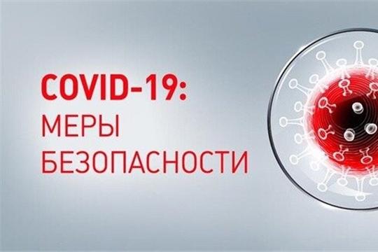 Меры предосторожности в целях недопущения распространения случаев заболеваний, вызванных COVID-19