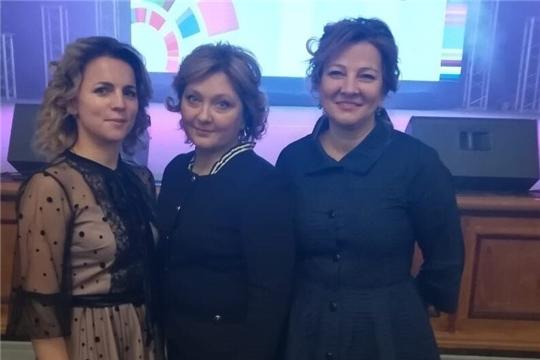Республиканская конференция женщин-предпринимателей «Деловые женщины нового времени: созидание и развитие»