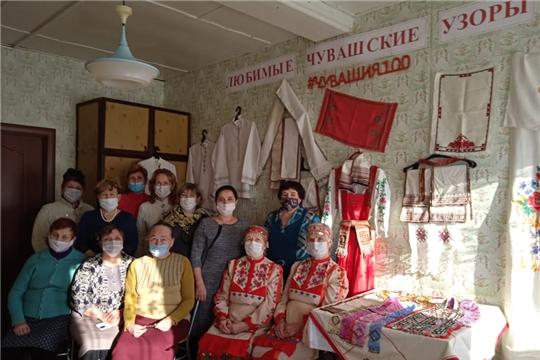 Любимые чувашские узоры